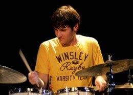 Moritz Weissinger Schlagzeuglehrer
